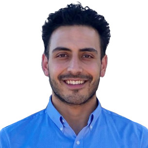 Stephen Kavianian, Business Development Manager